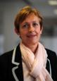 Véronique Gleyze, maire de Pouydesseaux