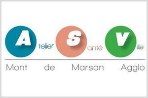 image : Logo Atelier Santé Ville