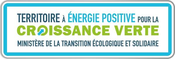 image : Logo Territoire à énergie positive pour la croissance verte