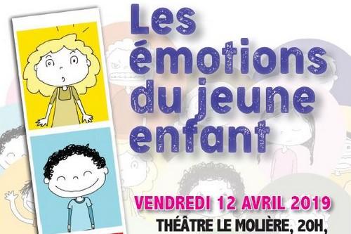 image : Les émotions du jeune enfant - Mont de Marsan Agglo