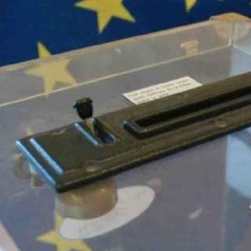 image : Urne vote élections européennes
