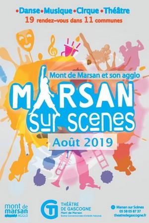 image : Programme Marsan sur Scènes 2019 - Mont de Marsan Agglo