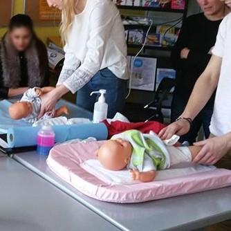 image : Initiation au Baby-sitting - Pole jeunesse - Mont de Marsan Agglo