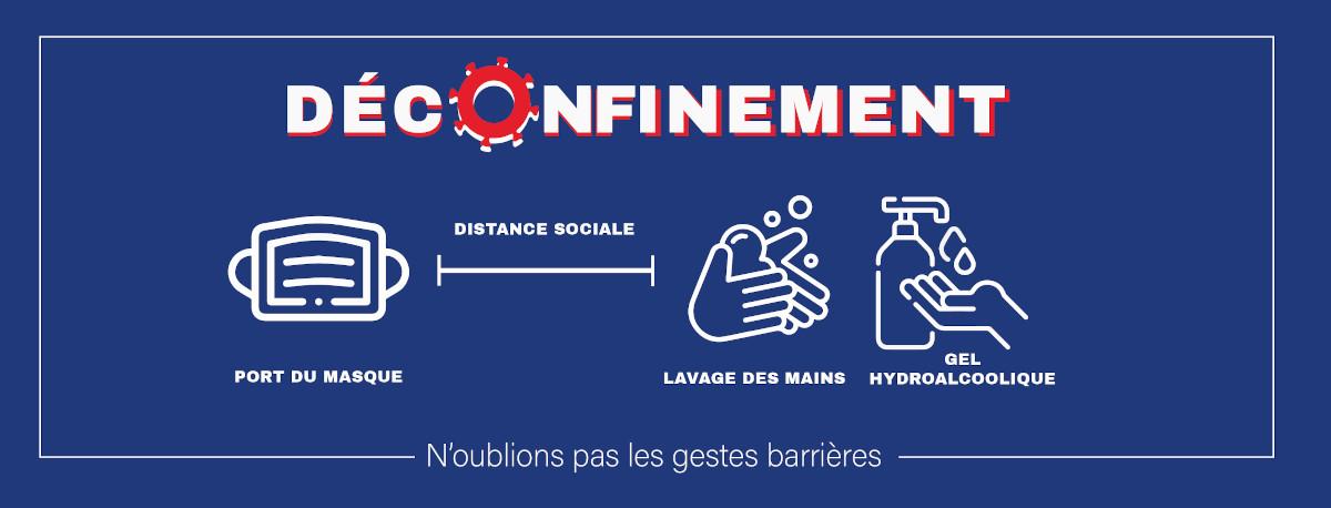 image : Bandeau Facebook Sauver des Vies Restez chez vous - Mont de Marsan Agglo