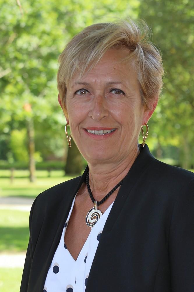 image : Portrait de Véronique Gleyze