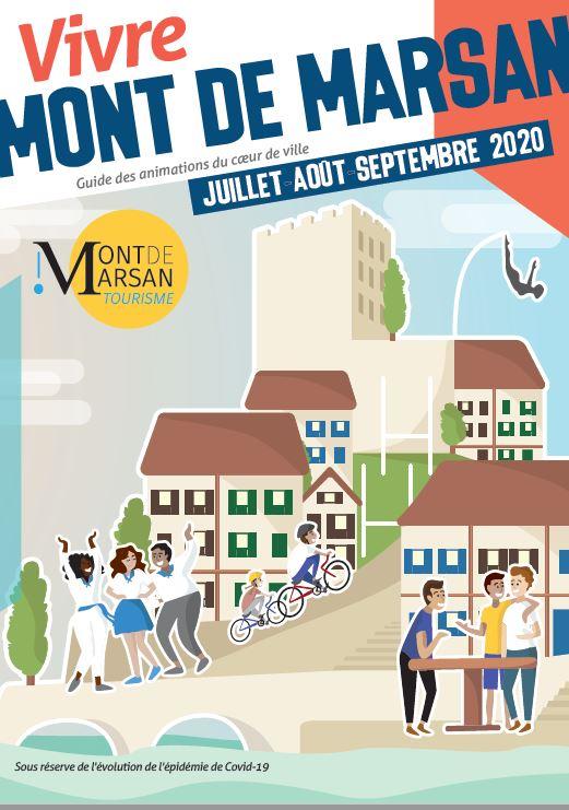 image : Vivre Mont de Marsan Juillet-Septembre 2020 - Mont de Marsan Agglo