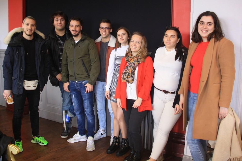 image : Participants au Service Civique 2019-2020 - Mont de Marsan Agglo